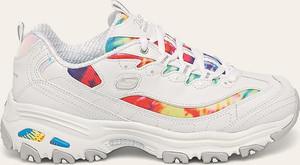 Sneakersy Skechers z nadrukiem