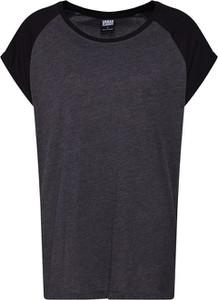 Bluzka Urban Classics w stylu casual z dżerseju z krótkim rękawem