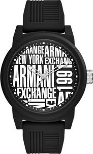 Armani Jeans Zegarek ARMANI EXCHANGE - AX1443 Black/Black
