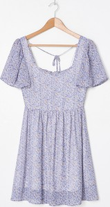 Sukienka House mini z krótkim rękawem