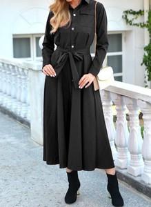 Sukienka Cikelly w stylu casual maxi