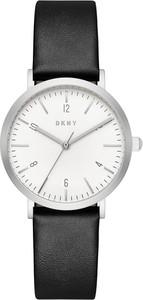 Zegarek DKNY - Minetta NY2506 Black/Silver/Steel