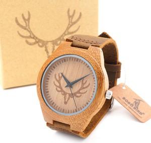 Zegarek drewniany bobo bird m060 - koperta 38mm