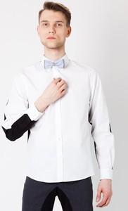Koszula BLUE EYE POP z klasycznym kołnierzykiem
