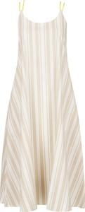 Sukienka Max & Co. mini z okrągłym dekoltem