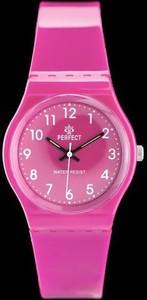 ZEGAREK DAMSKI PERFECT A929 - pink (zp803b) - Różowy