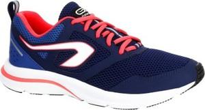 Buty sportowe kalenji sznurowane z płaską podeszwą w sportowym stylu