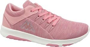 Różowe buty sportowe Kappa