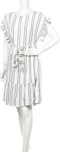Sukienka Great Plains z okrągłym dekoltem mini