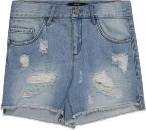 Spodenki dziecięce Name it z jeansu