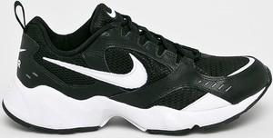 Czarne buty sportowe Nike Sportswear sznurowane