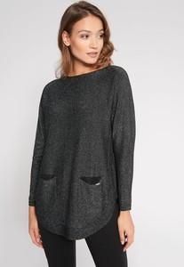 Czarny sweter QUIOSQUE