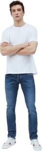 Jeansy Pepe Jeans z jeansu w stylu casual