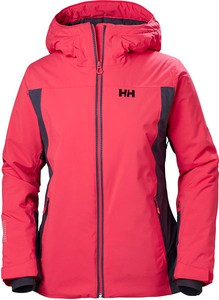 Różowa kurtka Helly Hansen