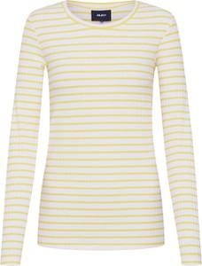 Bluzka Object z dżerseju w stylu casual
