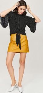 Żółta spódnica Monnari w stylu casual