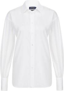Koszula POLO RALPH LAUREN z jeansu z długim rękawem