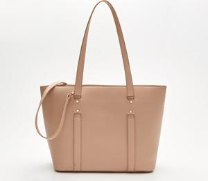 Brązowa torebka Cropp na ramię w stylu casual