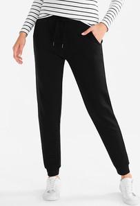 Spodnie sportowe YESSICA w sportowym stylu z bawełny
