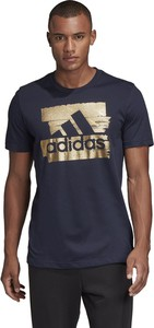 T-shirt Adidas Performance w młodzieżowym stylu