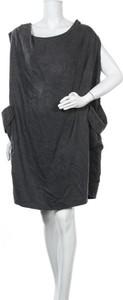 Sukienka Ulla Popken z długim rękawem w stylu casual mini