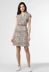 Sukienka comma, w stylu casual z krótkim rękawem