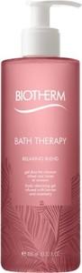 Biotherm, Bath Therapy Relaxing Blend Shower Gel, żel pod prysznic, 400 ml