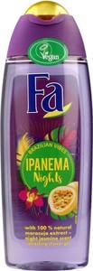 Fa, Ipanema Nights, żel pod prysznic odświeżający dla kobiet, 250 ml