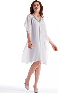 Sukienka POTIS & VERSO z dekoltem w kształcie litery v