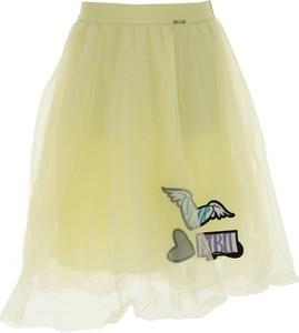 Żółta spódniczka dziewczęca Liu-Jo z tiulu