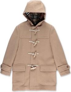 Płaszcz dziecięcy Burberry z tkaniny