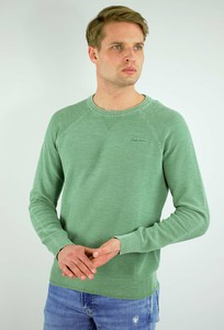 Sweter Pepe Jeans z bawełny w stylu casual z okrągłym dekoltem
