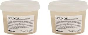 Davines Nounou - odżywka do włosów zniszczonych 75ml x2 - Wysyłka w 24H!