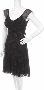 Czarna sukienka Xanaka