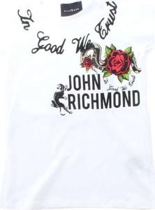 Bluzka dziecięca Richmond z krótkim rękawem