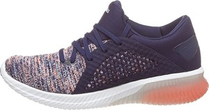 Sneakersy ASICS z płaską podeszwą sznurowane