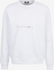 Bluza Karl Lagerfeld z bawełny w młodzieżowym stylu