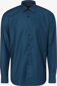 Niebieska koszula Olymp Level Five