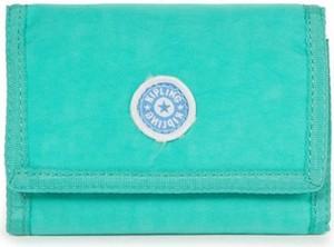 Niebieski portfel Kipling