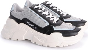 Sneakersy Bogner sznurowane