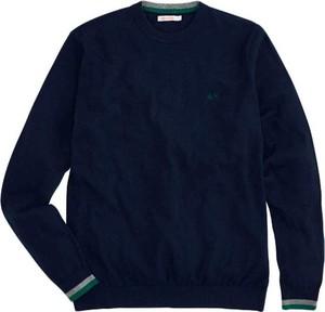 Niebieski sweter Sun 68