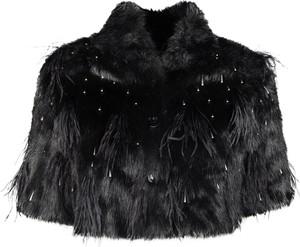 Czarny płaszcz ubierzsie.com