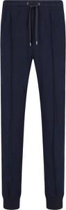 Spodnie sportowe Emporio Armani z dresówki
