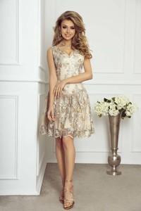 81db210fdb sukienki koronka gipiura - stylowo i modnie z Allani