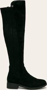 Kozaki Answear z płaską podeszwą