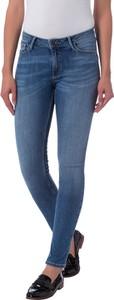 Niebieskie jeansy Cross Jeans z jeansu