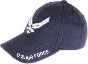 Granatowa czapka Fostex