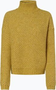 Żółty sweter Hugo Boss