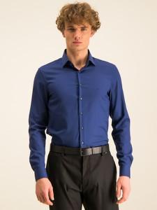 Granatowa koszula Calvin Klein