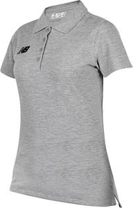 Bluzka New Balance w sportowym stylu z bawełny